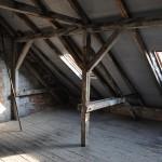 Das in den 1990er-Jahren neu gedeckte Dach