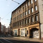 Straßenseitige Fassade